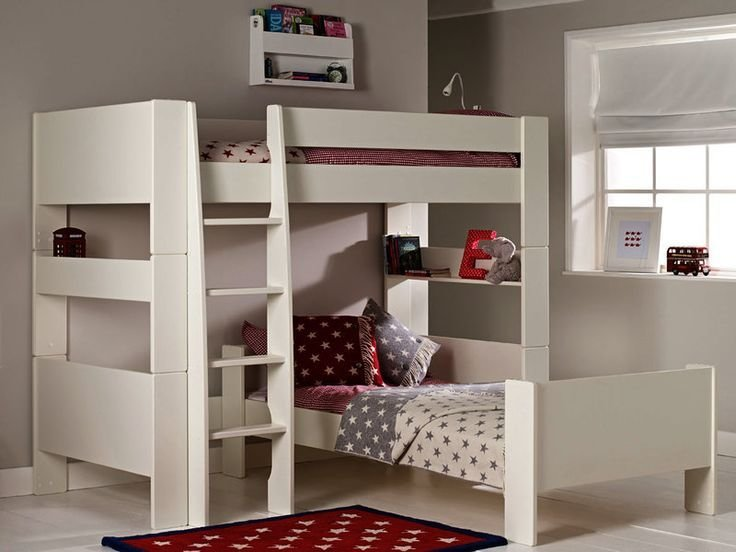 Best 25 L Shaped Bunk Beds Ideas On Pinterest Bunk Beds With Pictures