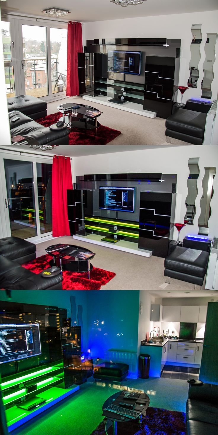 Best 25 Gaming Room Setup Ideas On Pinterest Computer With Pictures