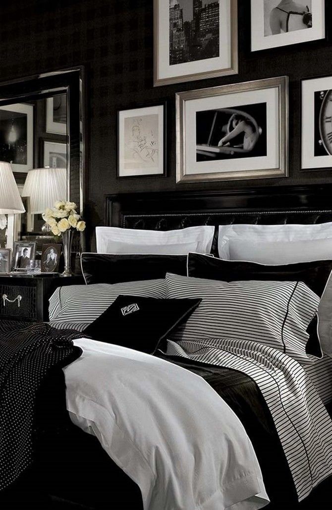 Best 25 Black Bedrooms Ideas On Pinterest Black Bedroom With Pictures