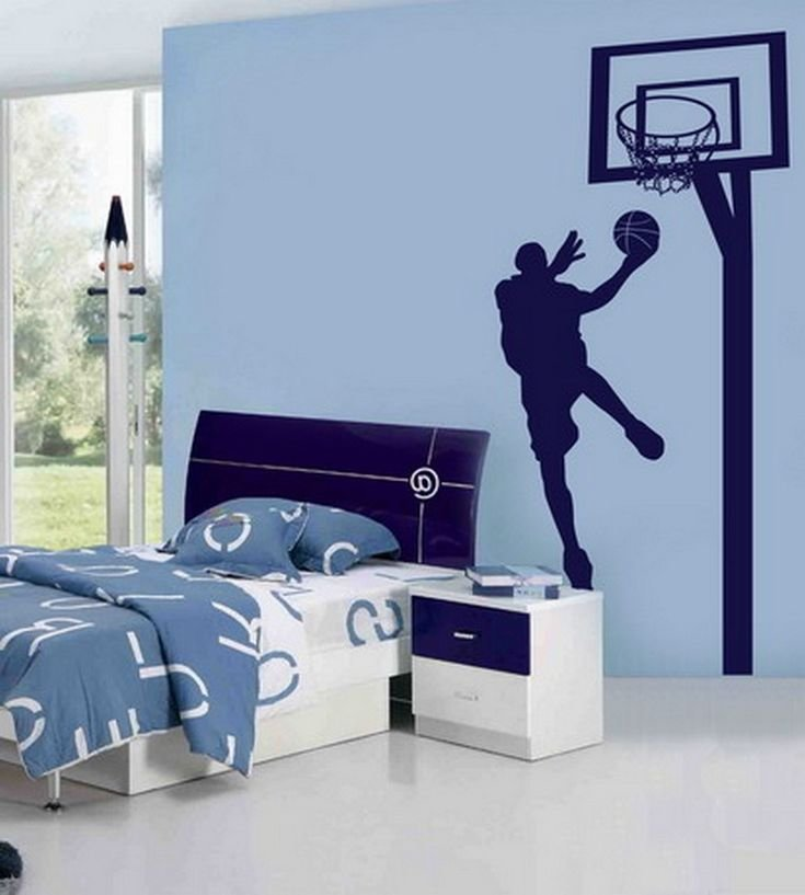 Best 44 Best Okc Thunder Bedroom Images On Pinterest With Pictures