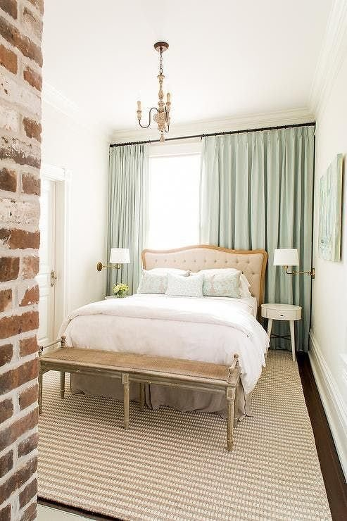 Best 25 Bed Against Window Ideas On Pinterest Beige Bed With Pictures