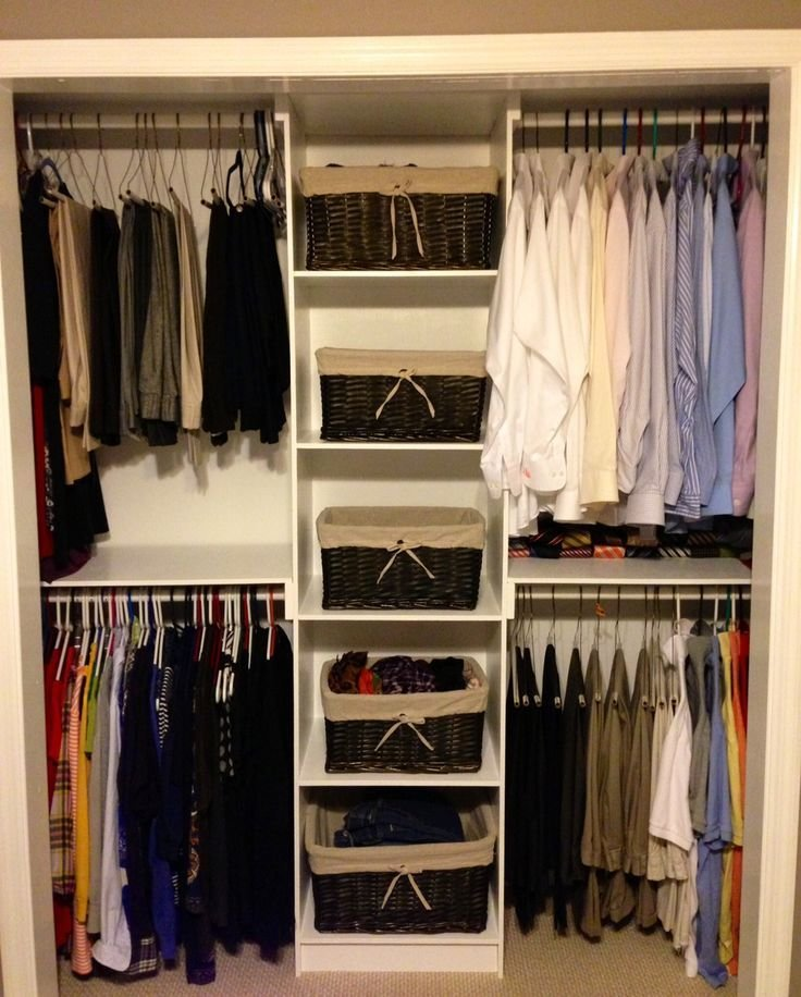 Best 25 Cheap Closet Organizers Ideas On Pinterest Small Bedroom Ideas For Couples Cheap With Pictures