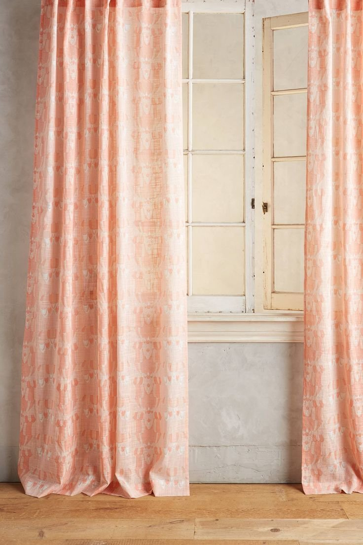 Best 25 Peach Curtains Ideas On Pinterest Sunroom With Pictures