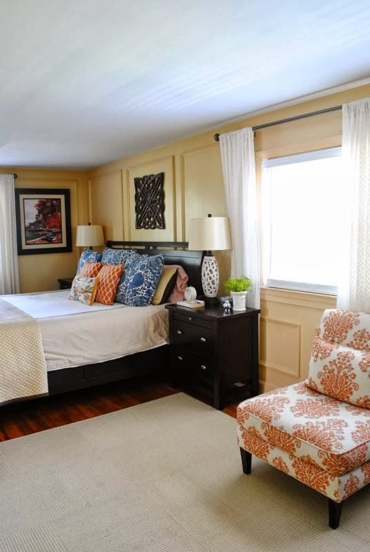 Best Primitive Proper Wall Trim For Master Bedroom Furniture With Pictures