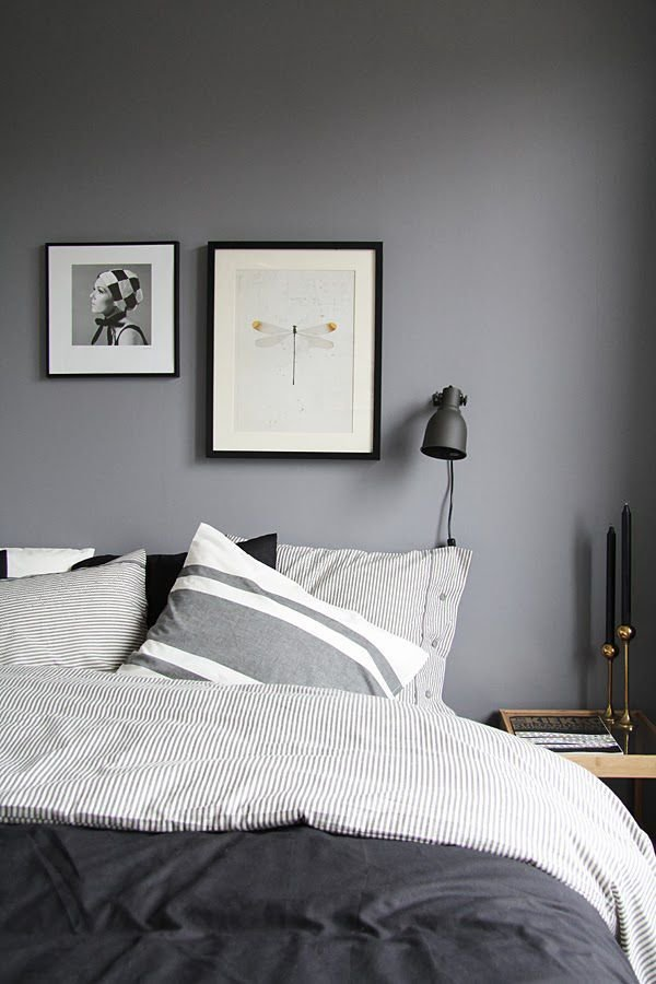 Best 25 Grey Bedroom Walls Ideas On Pinterest Grey With Pictures