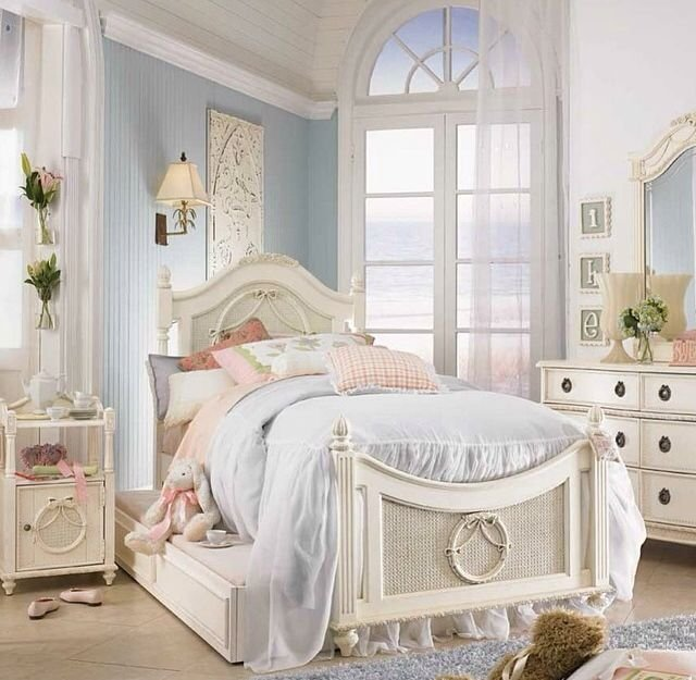 Best A Little Girl S Dream Room Children S Room Shabby Chic Bedrooms Girls Bedroom Furniture With Pictures