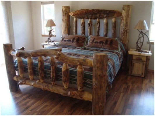 Best 25 Lodge Bedroom Ideas On Pinterest Plaid Bedroom With Pictures