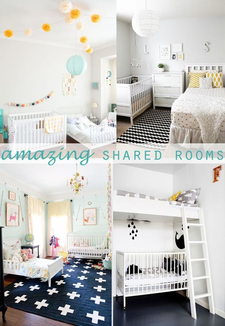 Best 25 Shared Kids Bedrooms Ideas On Pinterest Shared With Pictures