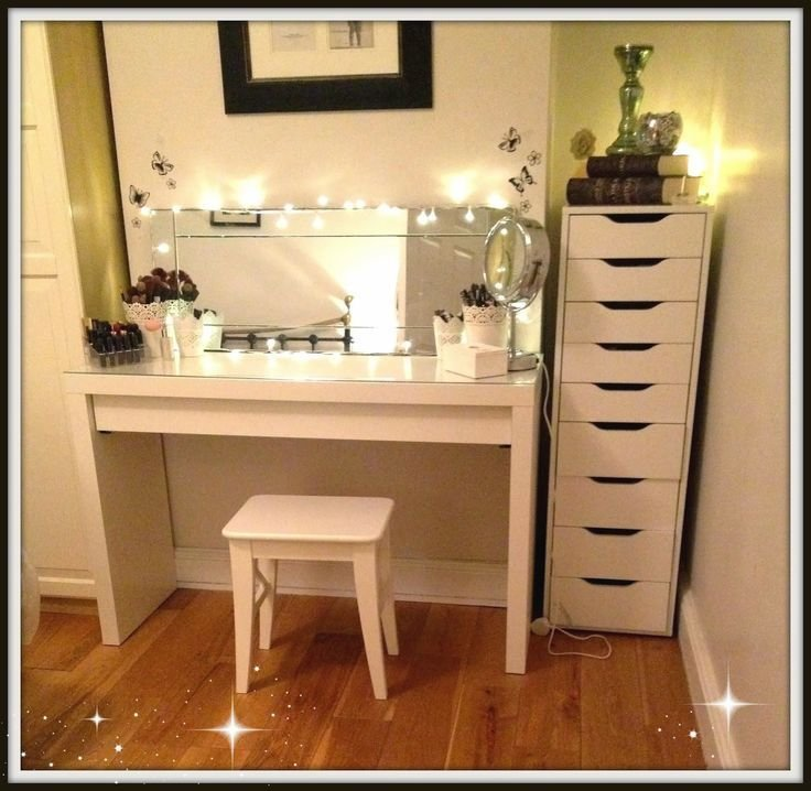 Best 25 Small Makeup Vanities Ideas On Pinterest Diy Makeup Vanity Table Diy Vanity Storage With Pictures