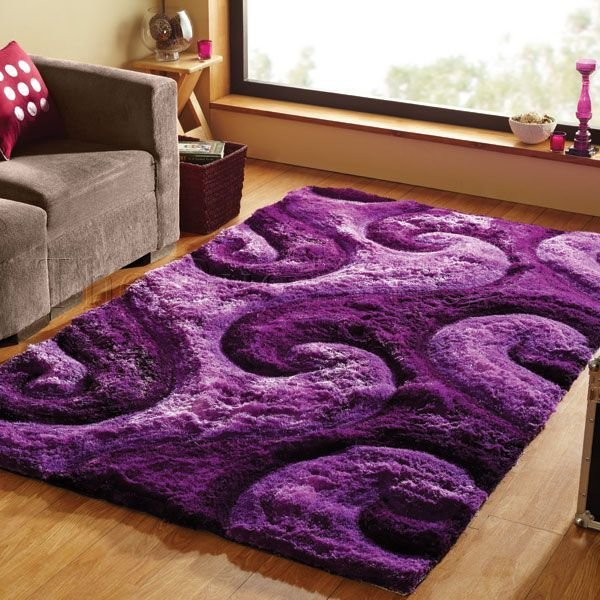 Best Taj Agra Enchantment Purple Rugs Buy Online From The Rug With Pictures