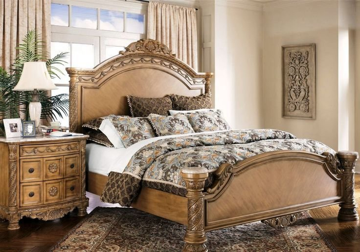 Best 17 Best Ashley Furniture Bedroom Sets Images On Pinterest With Pictures