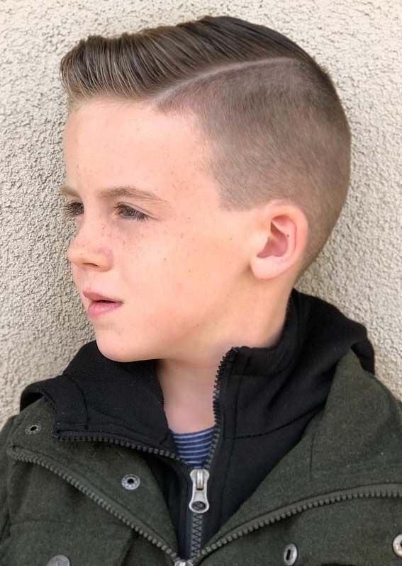 Free 16 Cute Little Boy Hairstyles Haircuts For 2019 Wallpaper