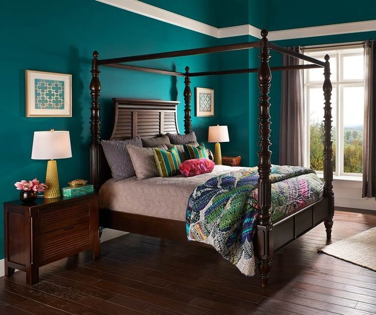 Best 25 Teal Accent Walls Ideas On Pinterest Teal With Pictures