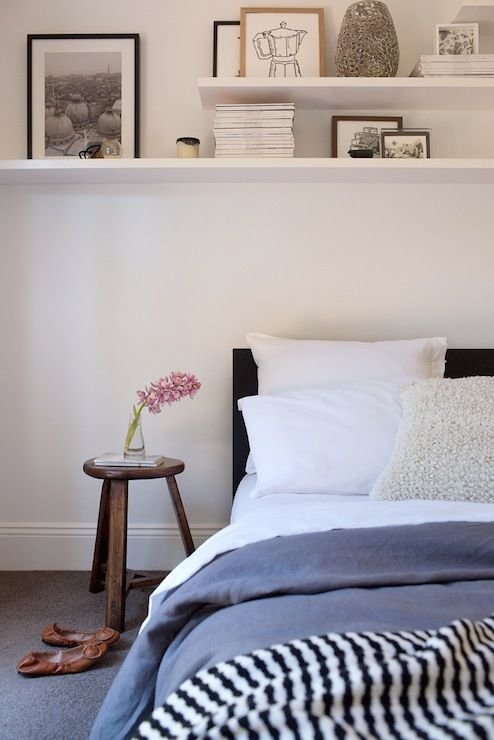 Best 25 Shelf Over Bed Ideas On Pinterest Shelving Over With Pictures