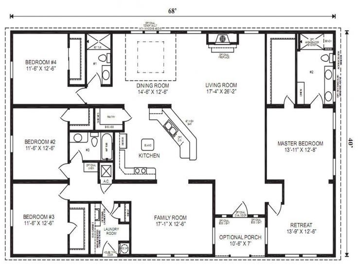 Best 25 Triple Wide Mobile Homes Ideas On Pinterest With Pictures