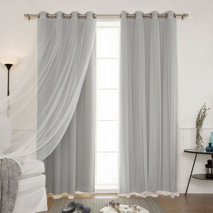 Best 10 Tulle Curtains Ideas On Pinterest Bed Valance Ivory Bedding And Bedskirts With Pictures