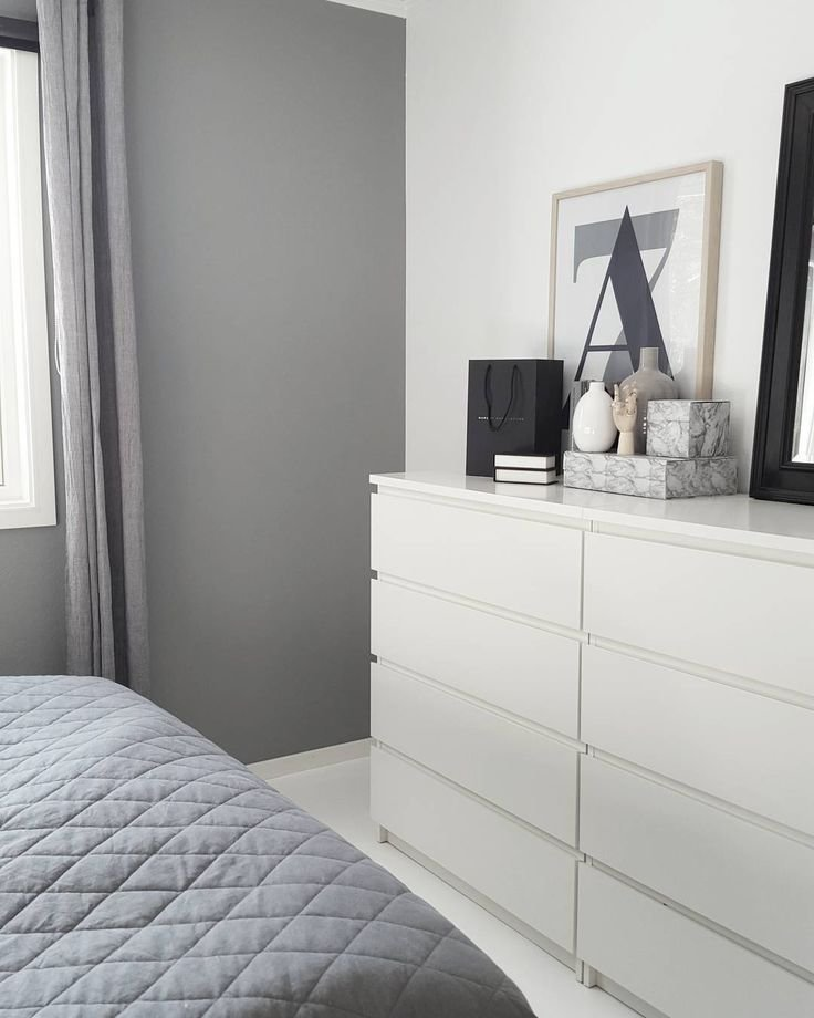 Best Ikea Malm Dressers Ritavalstad Bedrooms Ikea With Pictures
