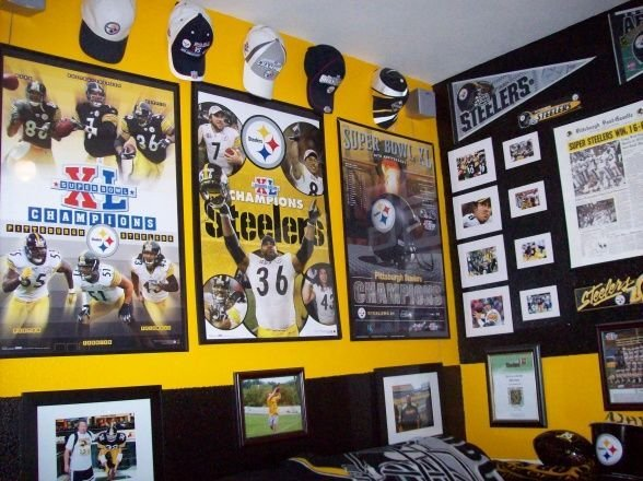 Best 25 Football Theme Bedroom Ideas On Pinterest With Pictures
