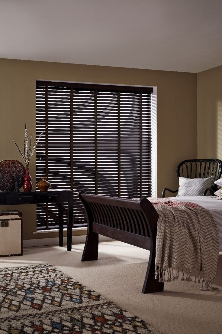 Best 25 Dark Wood Blinds Ideas On Pinterest Living Room With Pictures