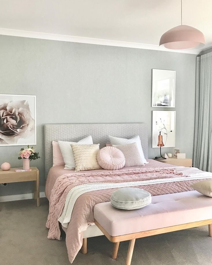 Best Pastel Color Palette Pink Bedroom Bedroom Ideas Bedroom Inspo In 2019 Pastel Bedroom With Pictures