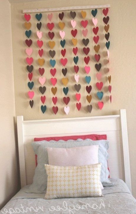 Best 25 Homemade Wall Decorations Ideas On Pinterest With Pictures