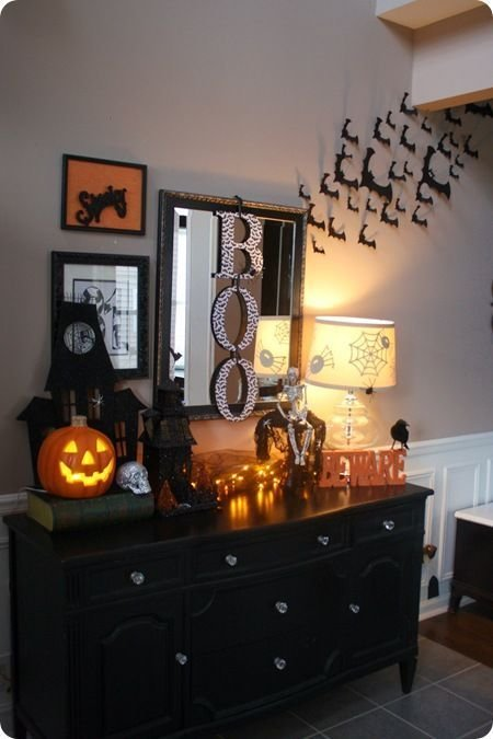 Best Thrifty Decor Ch*Ck Fall Halloween Great Set Up For Front With Pictures