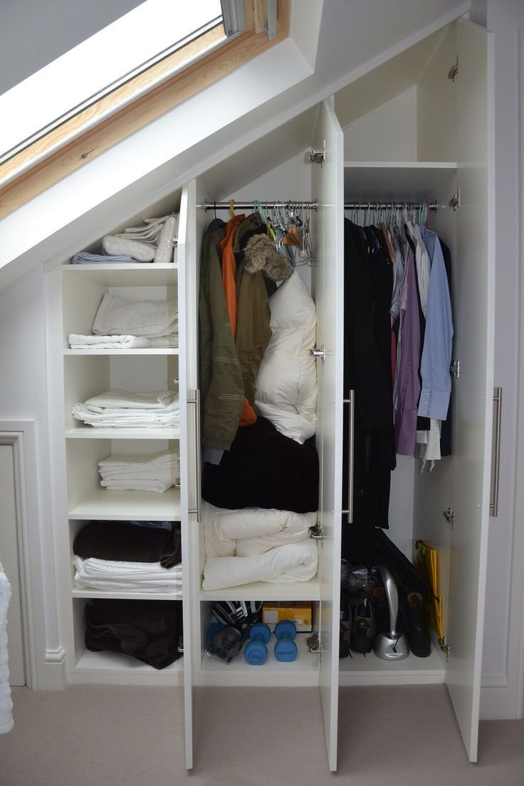Best 25 Attic Bedroom Closets Ideas On Pinterest Attic With Pictures
