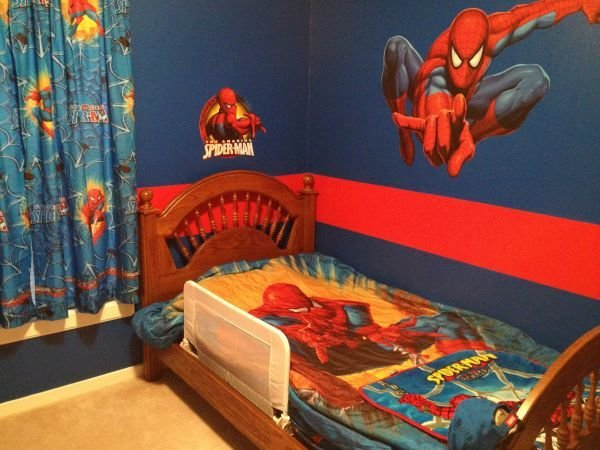 Best 25 Spiderman Bedrooms Ideas On Pinterest Boys With Pictures