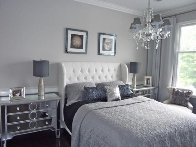 Best 25 Light Grey Bedrooms Ideas On Pinterest Grey With Pictures