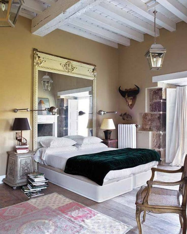 Best 25 Mirror Headboard Ideas On Pinterest Glam With Pictures