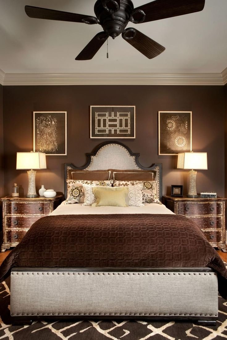 Best 25 Chocolate Brown Bedrooms Ideas On Pinterest With Pictures