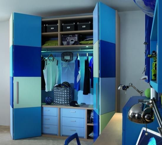 Best 14 Best Boy S Bedroom Wardrobe Images On Pinterest Child With Pictures