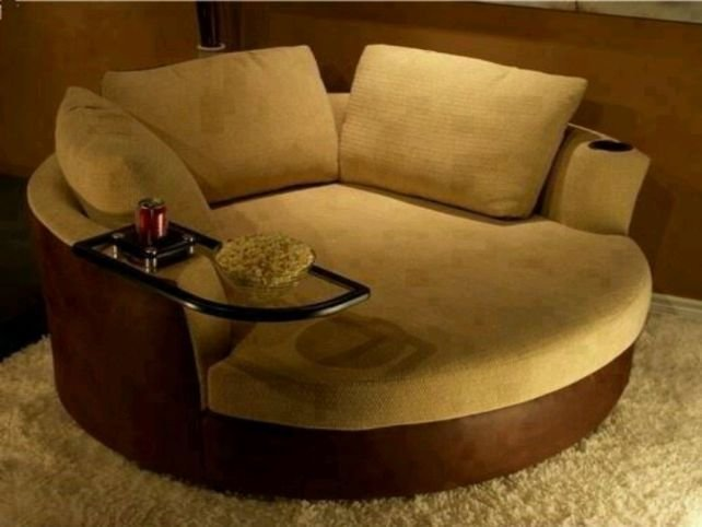 Best Oversized Round Swivel Chair With Cup Holder Top Picks With Pictures