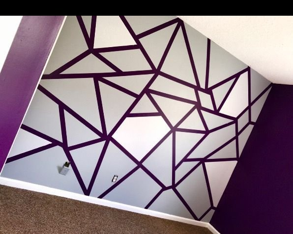 Best 25 Frog Tape Wall Ideas On Pinterest Geometric With Pictures
