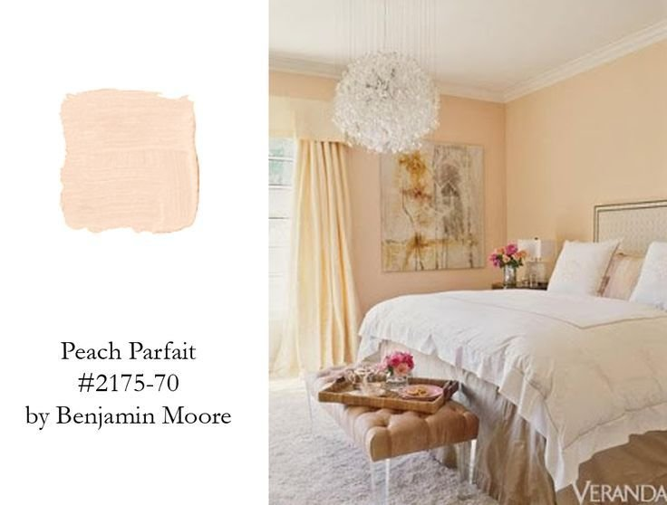 Best The Spare Bedroom S New Color Benjamin Moore S Peach With Pictures