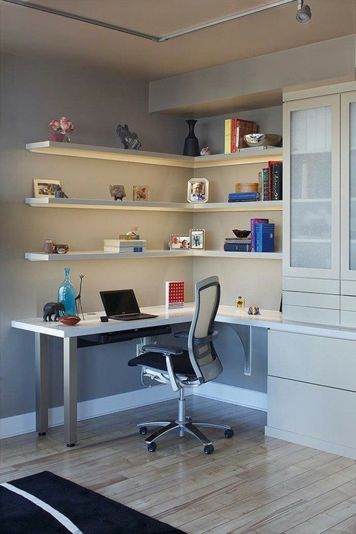 Best 25 Corner Office Ideas On Pinterest Small Bedroom With Pictures
