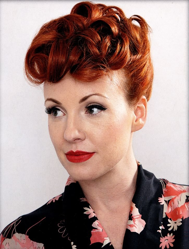 Free The 1950 S Poodle Hairstyle Tutorial Hairstyleinsider Wallpaper