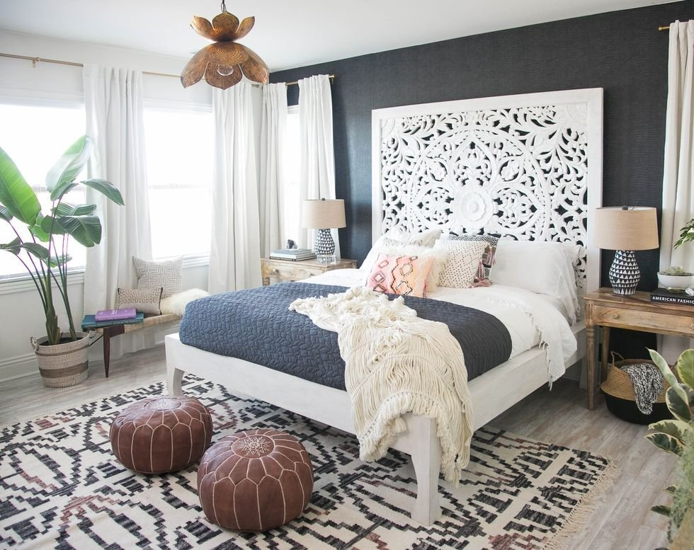 Best Top 10 Bedrooms Of 2016 Home Bedroom Decor Bohemian With Pictures