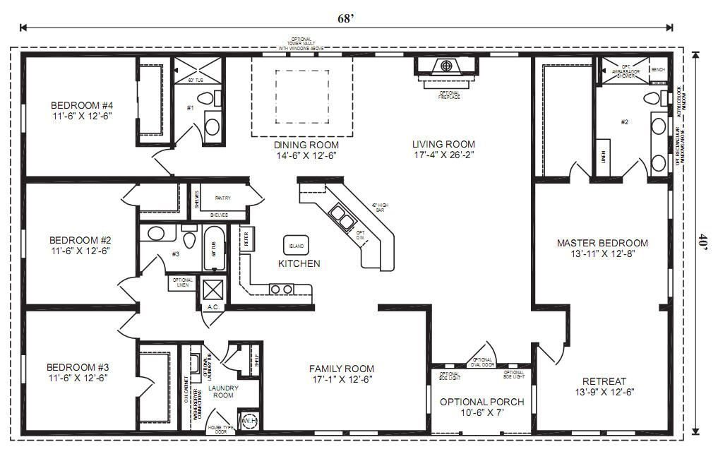 Best Pin By Break The Grey On House Plans Modular Home Floor With Pictures
