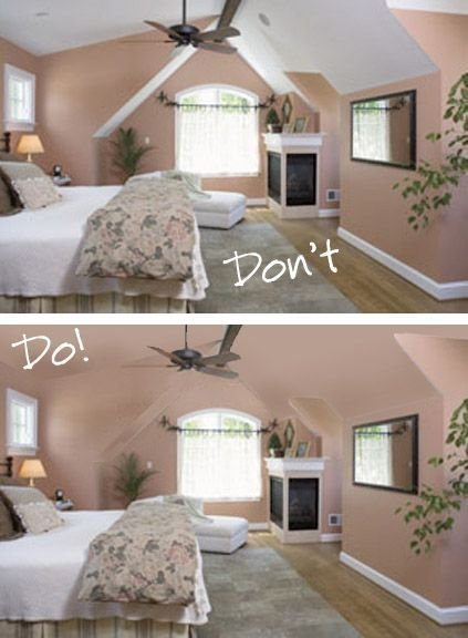 Best Bedrooms With Low Sloped Ceilings Couldn T Find The With Pictures