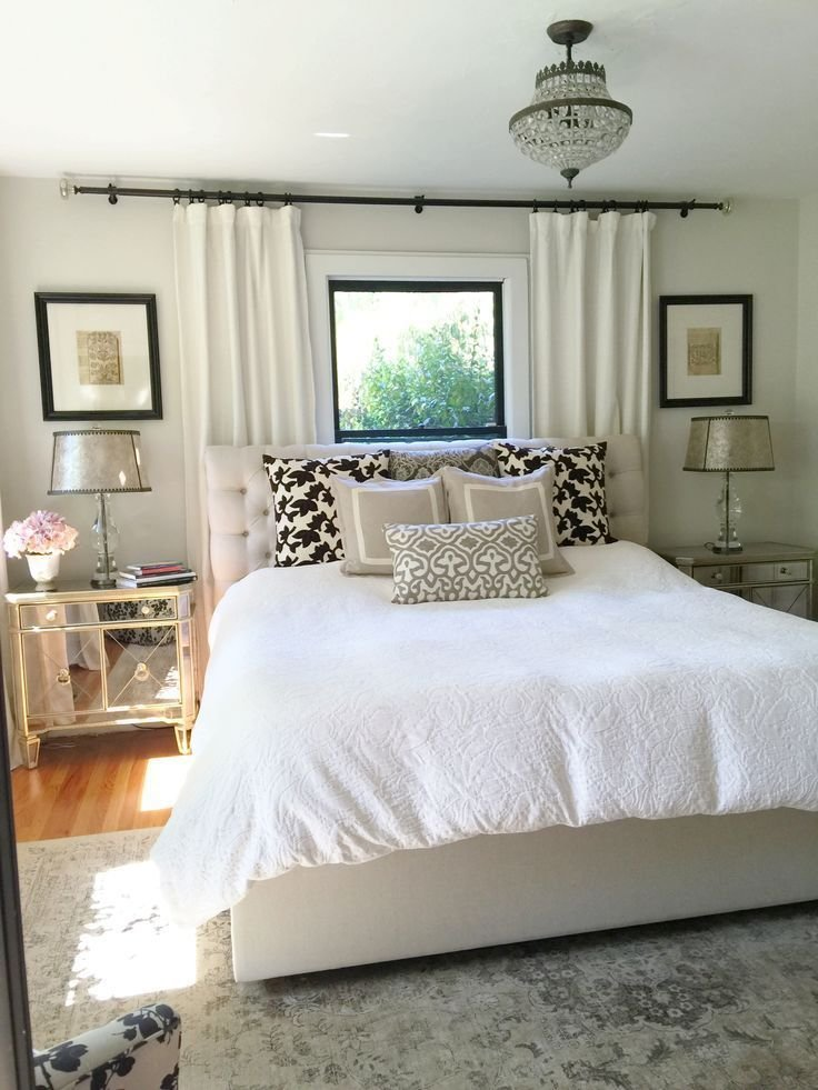Best Image Result For Headboard Window Behind Bed Bedroom With Pictures