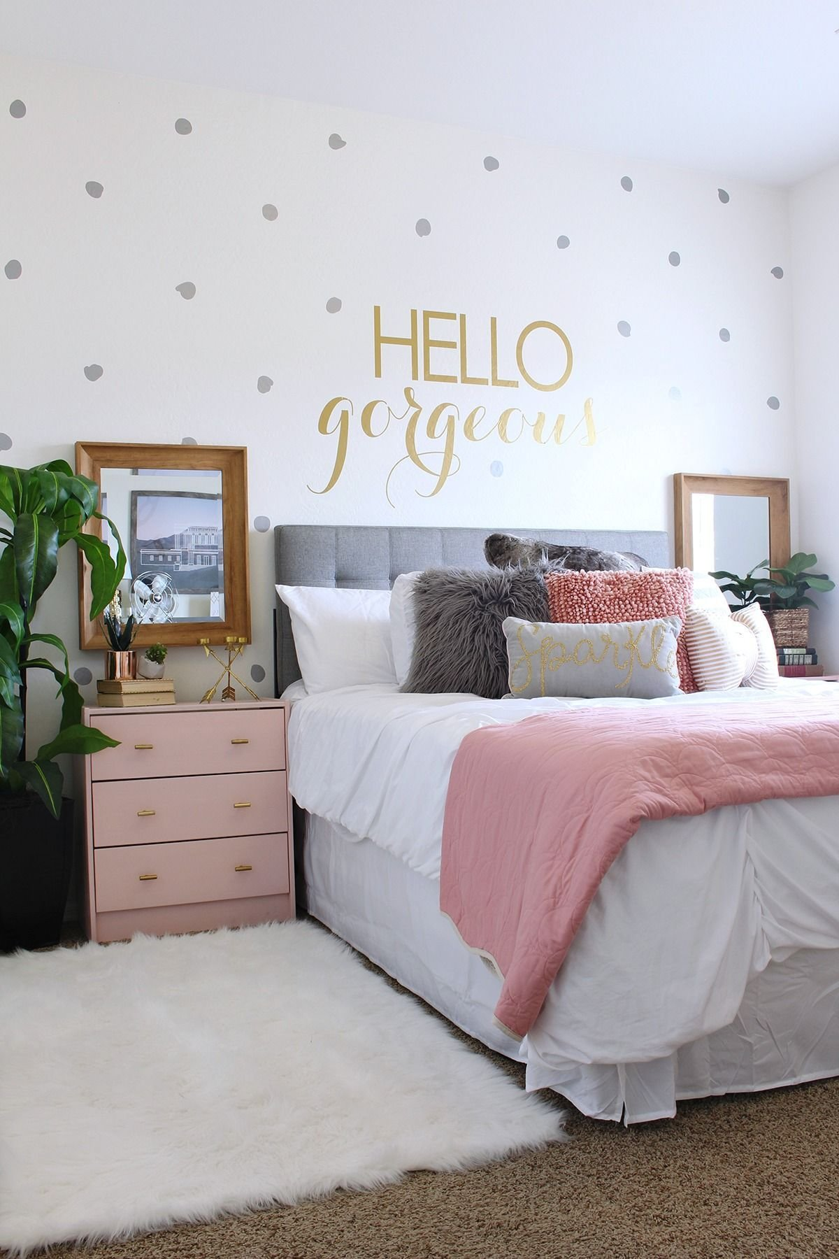 Best Surprise T**N Girl S Bedroom Makeover Classy Clutter With Pictures