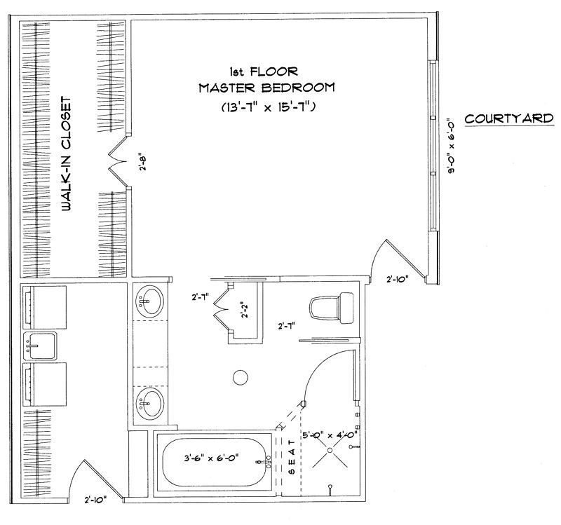 Best Master Suite Floor Plans Enjoy Comfortable Residence With With Pictures