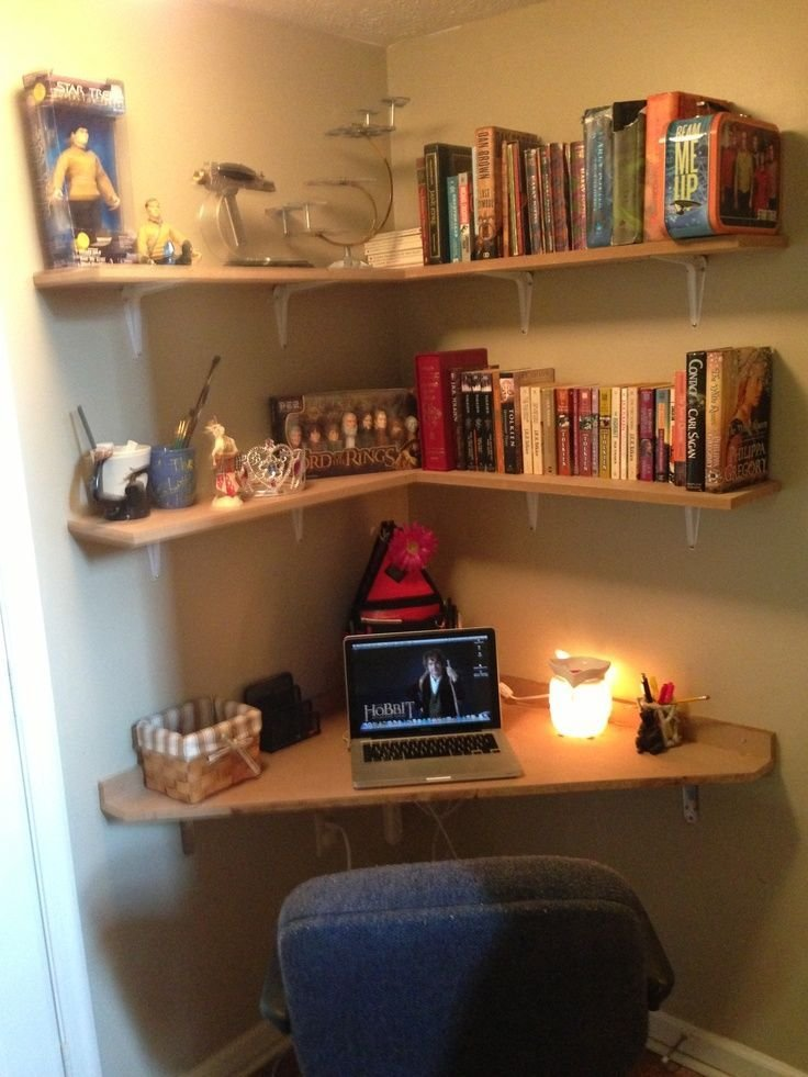 Best Diy Computer Desk Ideas That Make More Spirit Work Diy With Pictures