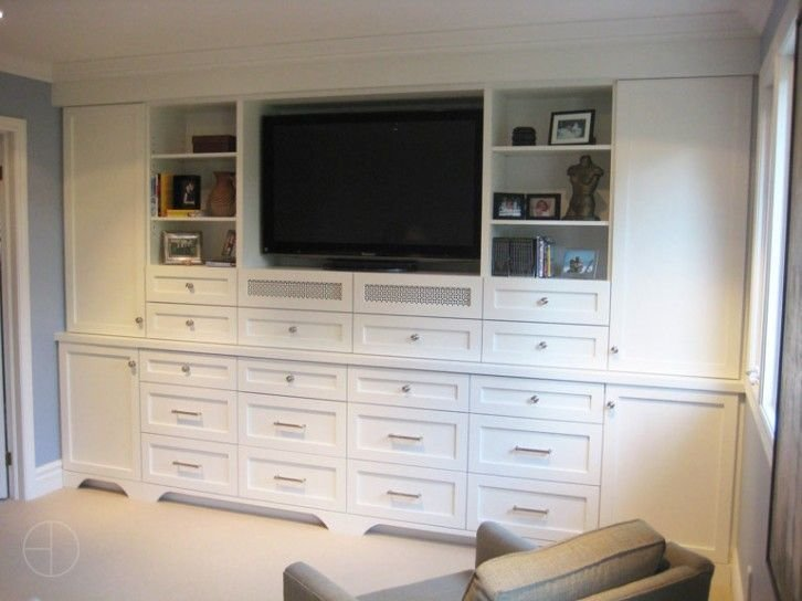 Best Master Bedroom Wall Units Davisville Residence – Wall With Pictures