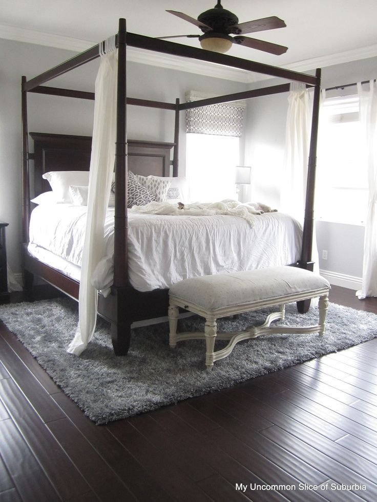 Best Gorge Dark Wood Floors Bedroom House Ideas In 2019 With Pictures