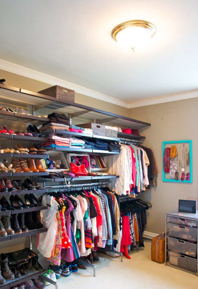 Best Convert A 2Nd Bedroom Into A Delux Walk In Closet Feng With Pictures
