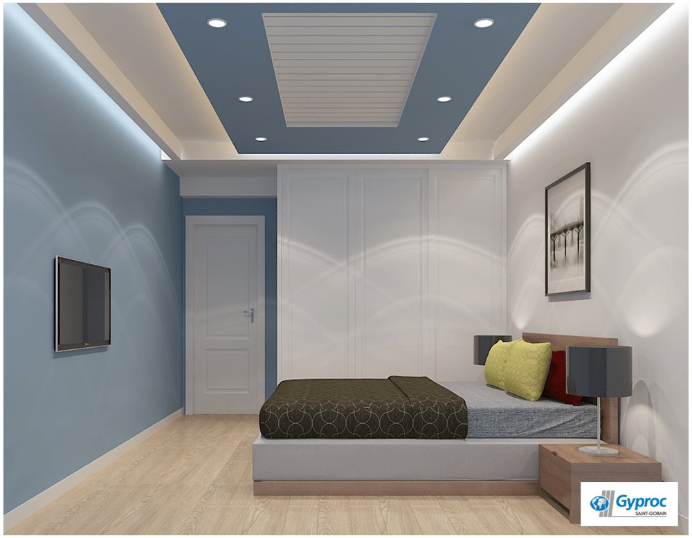 Best Simple Yet Beautiful Bedroom Designs Only By Gyproc To With Pictures