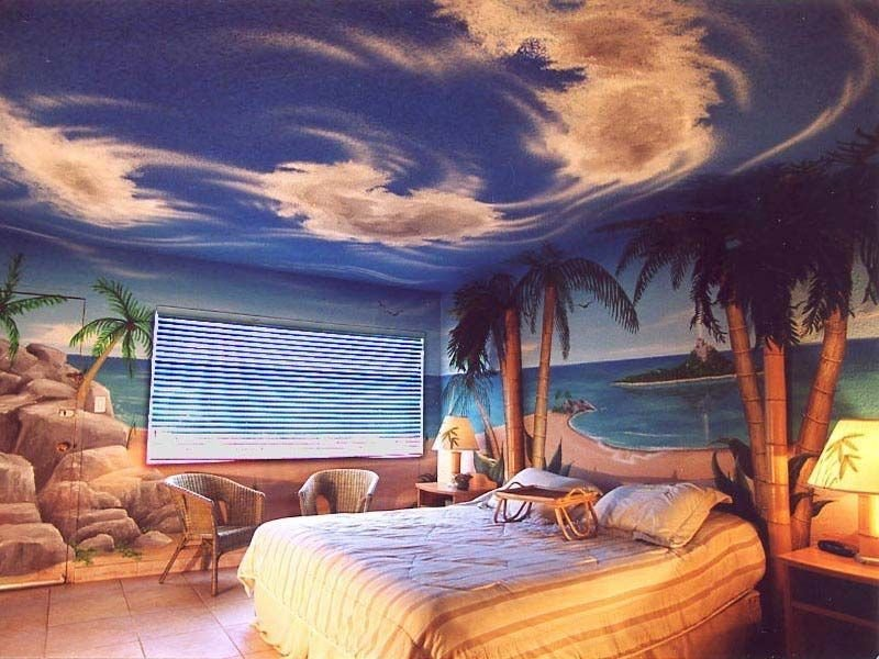 Best Sunny Beaches Fun Theme Rooms Bedroom Decor Themed With Pictures
