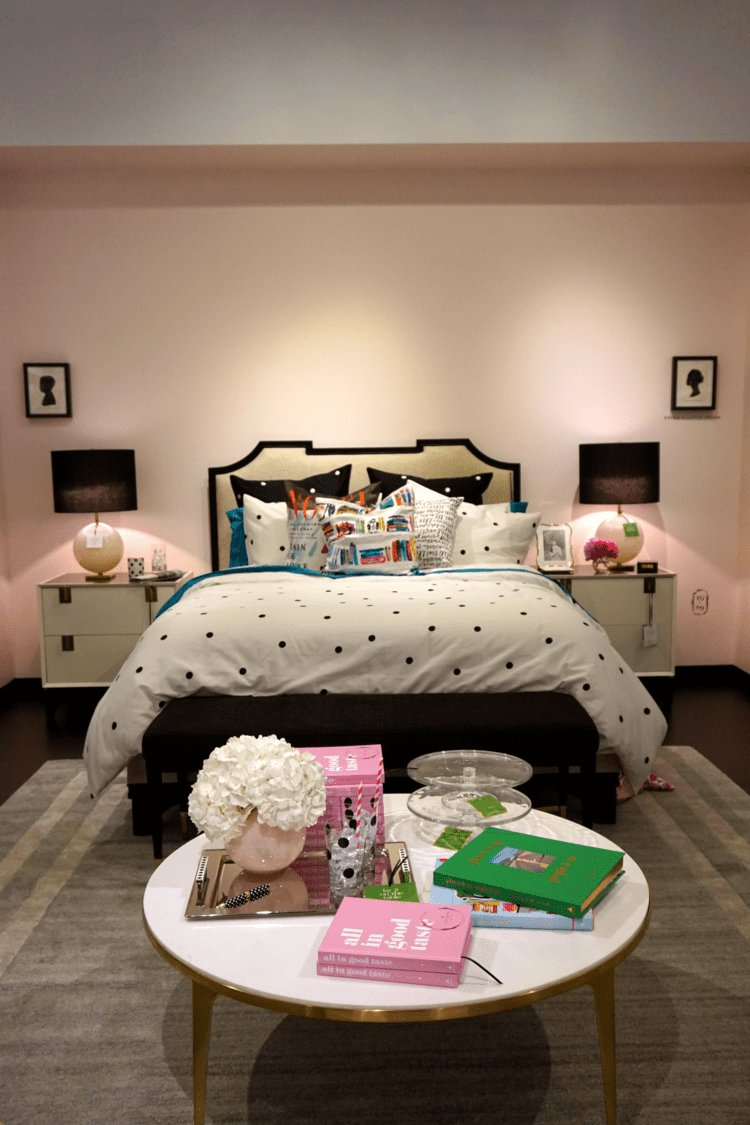 Best Kate Sp*D* Worthington Queen Bed Events Home Decor With Pictures